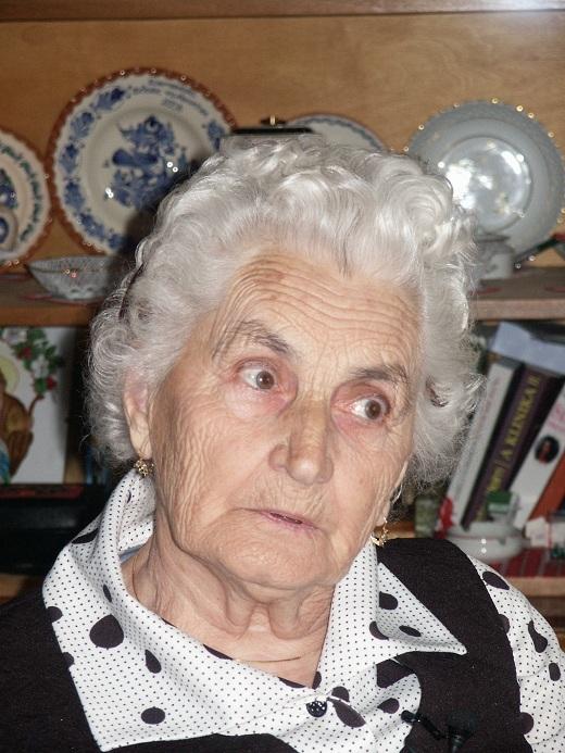 Bitó Józsefné Gera Eszter (1922-2011)