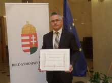 Belügyminisztériumi elismerés Balástyának a közfoglalkoztatásban kiemelkedő teljesítményért