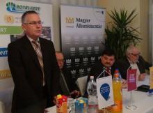 Balástyán tartott megyei fórumot polgármestereknek a Települési Önkormányzatok Országos Szövetsége