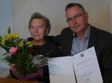 95 éves Temesvári Jánosné