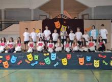 Farsang a balástyai általános iskolában