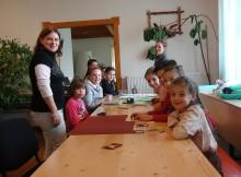 Húsvéti kézműves foglalkozás a Tanodában