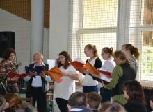 Költészet Napja a balástyai általános iskolában