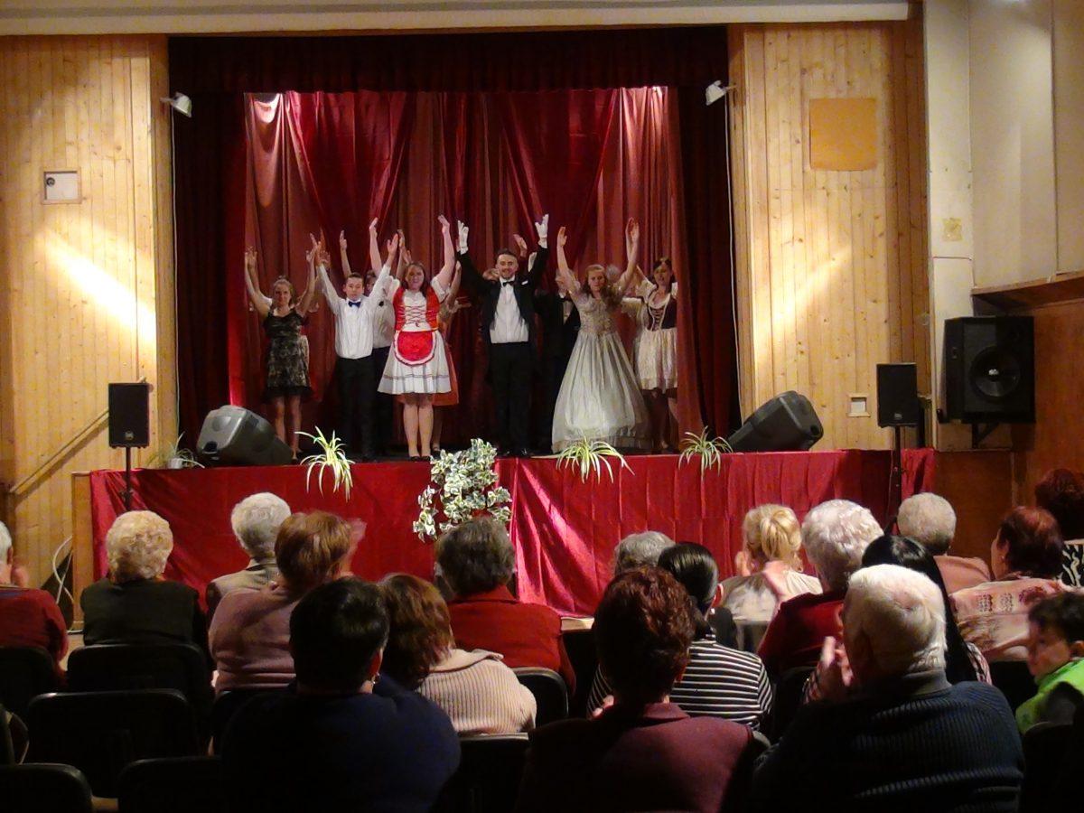 Musical és operett gála a kunszentmártoni Szent Márton Társulattal