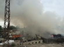 A Csongrád Megyei Kormányhivatal tájékoztatása a DÉLÉP ipartelepen történt tűzesettel kapcsolatosan