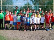 Körzeti labdarúgó diákolimpia községünkben
