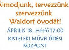 Waldorf Magonc Beszélgető kör