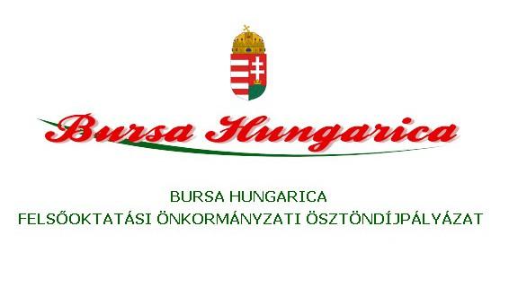 Bursa Hungarica felsőoktatási önkormányzati ösztöndíjpályázat 2017.