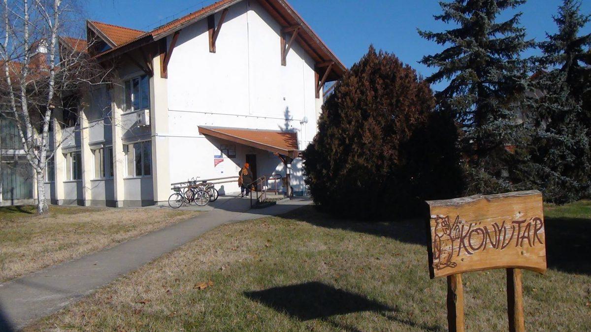 A Balástyai Könyvtár zárva lesz az általános iskolai téli szünetben
