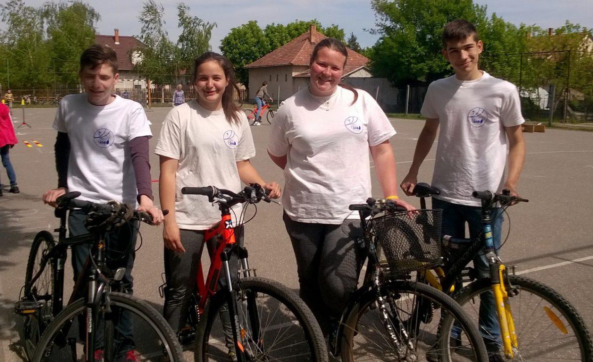 Kerékpáros Iskola Kupa