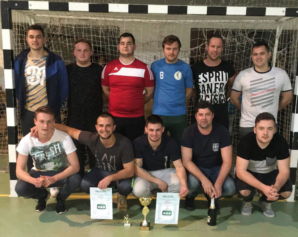 Szilveszteri Kupa a sportcsarnokban