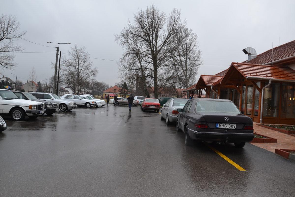Mercedes találkozó Balástyán