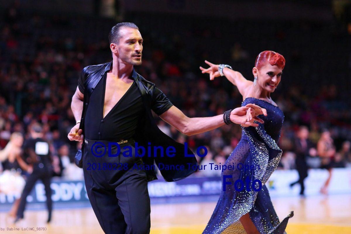 Akikre büszkék lehetünk: Nagymihály Balázs és Szalai Ágnes Ázsiában táncolt