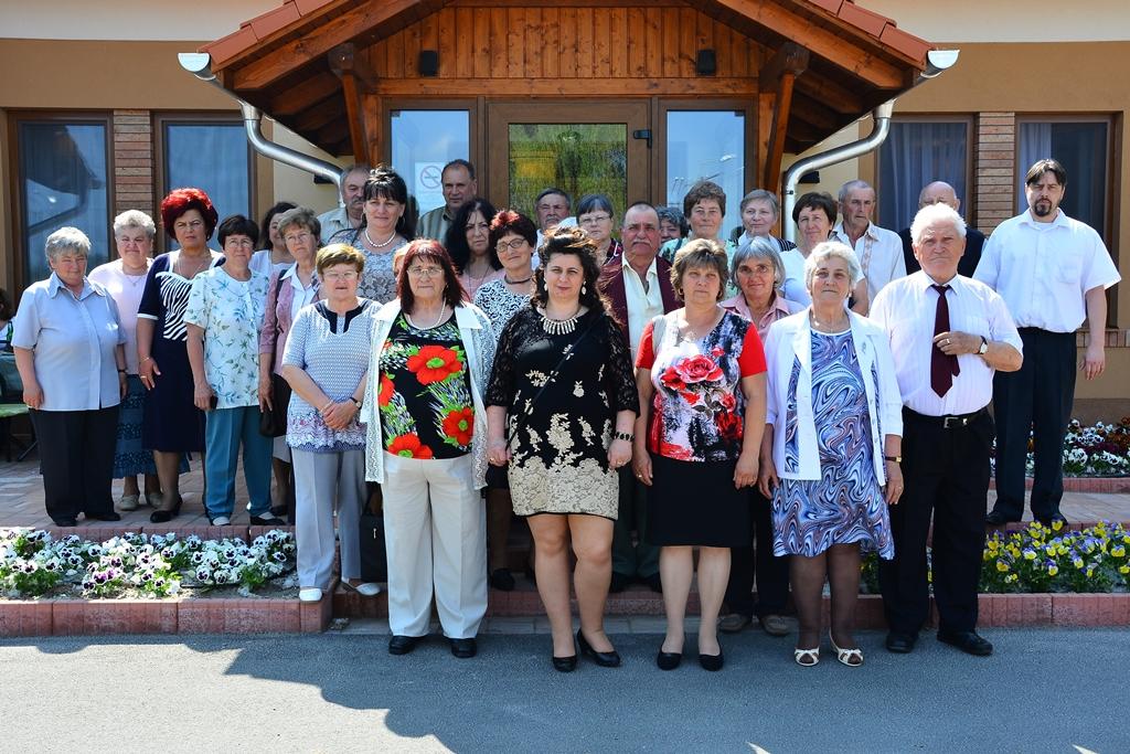Találkozót tartottak a Külső-őszeszéki iskolások