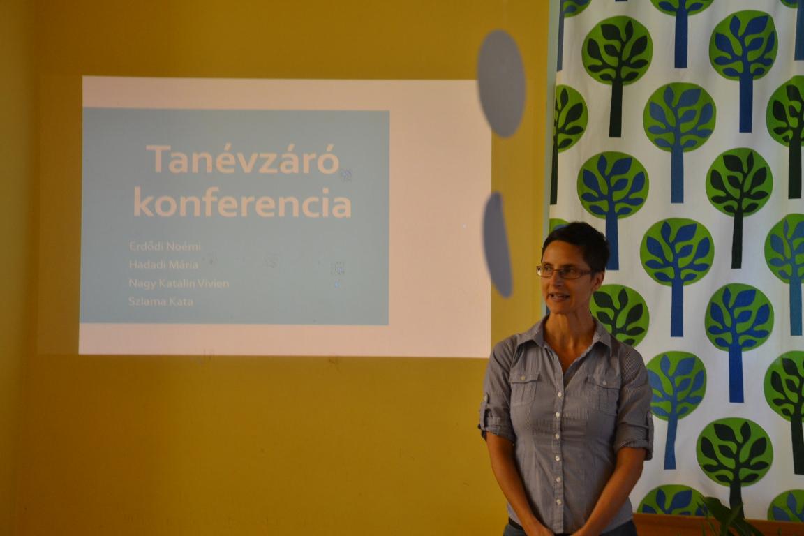 A balástyai Motiváció Tanoda tanévzáró konferenciát tartott