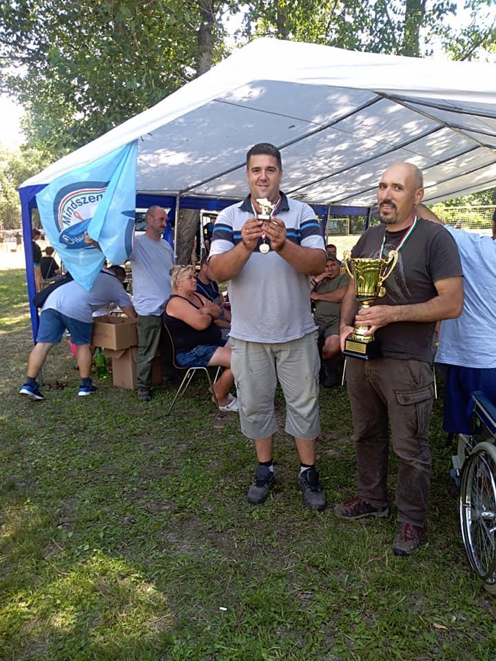 Balástyai és kisteleki páros győzeleme a mindszenti horgászversenyen