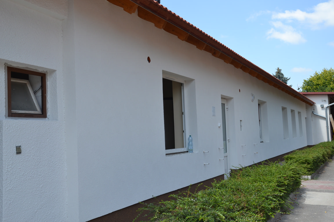 Az idősek nappali ellátását szolgáló épület felújítása befejeződött