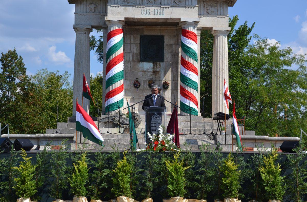 Szent István-Nap az Ópusztaszeri Nemzeti Történeti Emlékparkban