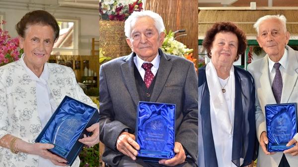 Balástyának újabb díszpolgárai lettek a Falunapokon