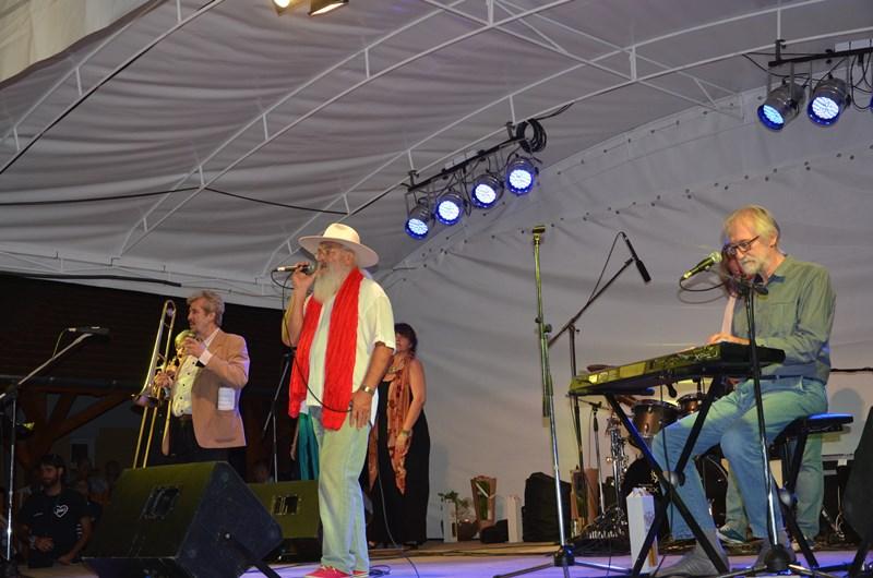 A Falunapok sztárvendége volt az Apostol együttes