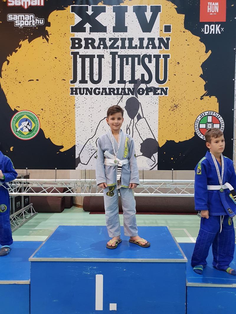 Nemzetközi versenyt nyert a balástyai Tornóczky Mór