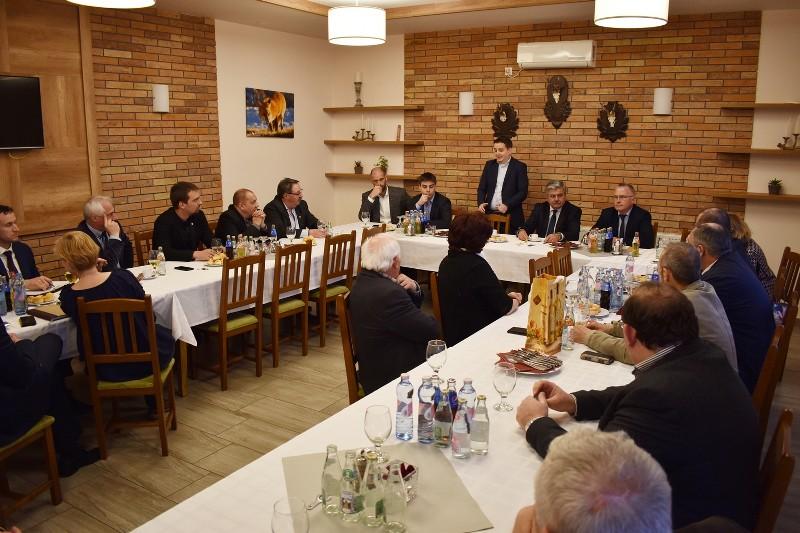 Balástyán tartották a Polgármesterek Klubjának összejövetelét