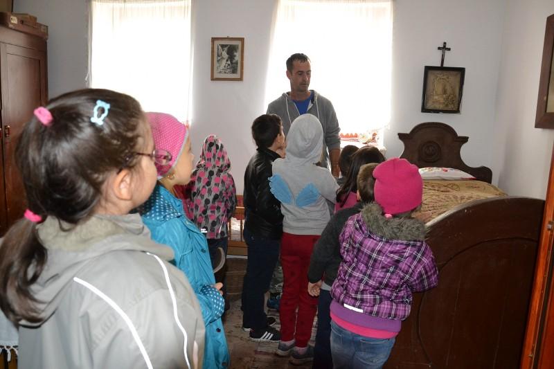 Szegedi iskolások látogattak az Állatsimogatóba