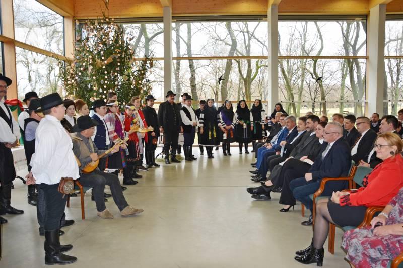 Magyarok Karácsonya az Ópusztaszeri Nemzeti Történeti Emlékparkban