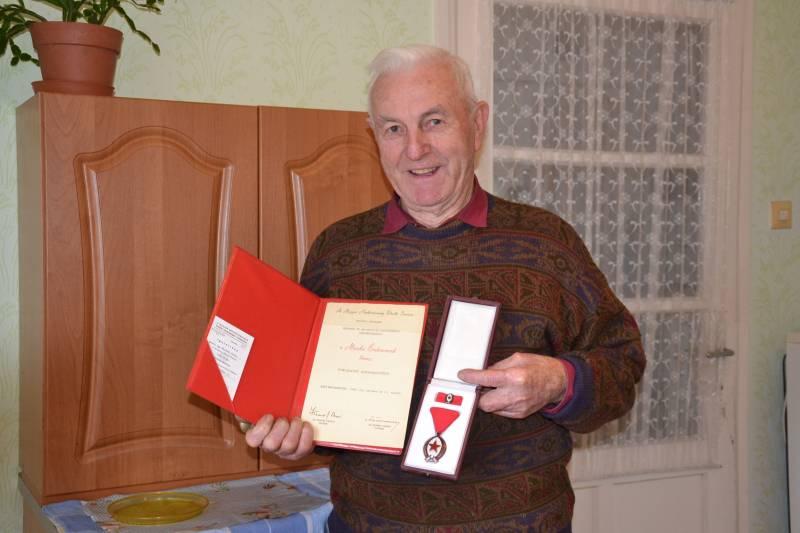 Balástya távközlése nem fejlődhetett volna Kauczki Antal nélkül