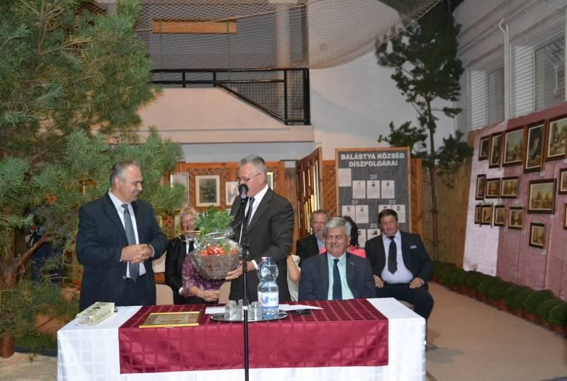 Államtitkár is vendégeskedett a balástyai Falunapokon