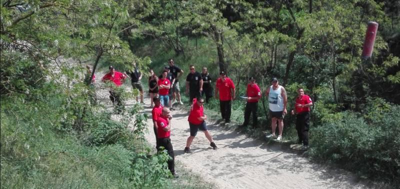 Országos tűzoltó találkozón vettek részt a balástyai önkéntes tűzoltók
