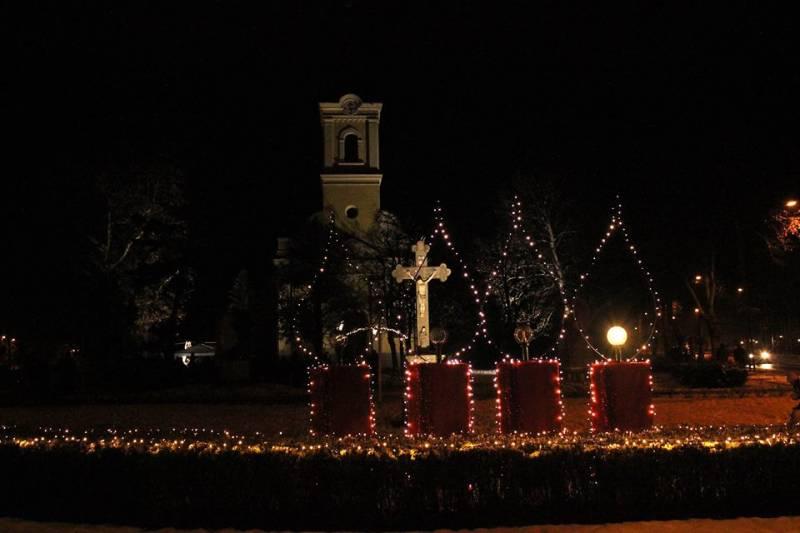 Advent első vasárnapján együtt ünnepelt a lakosság Balástyán