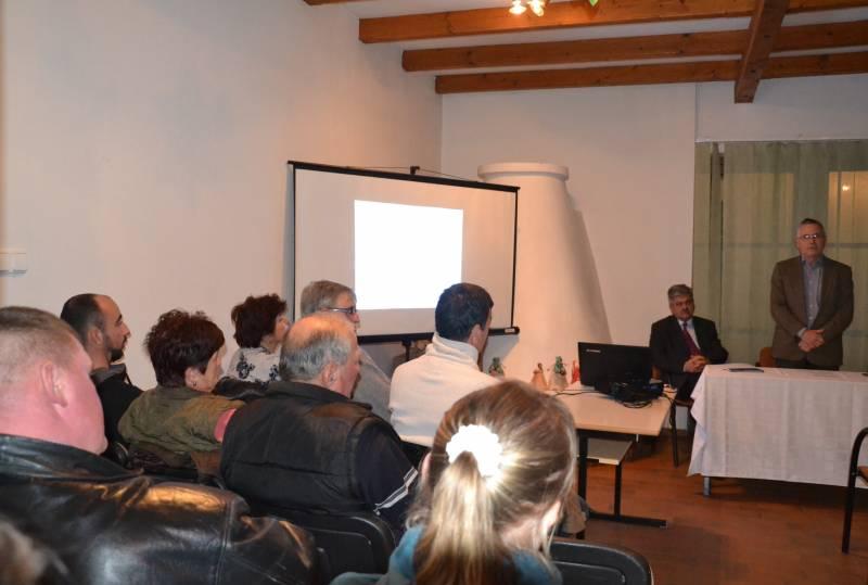 Pályázati fórumot tartott a Széchenyi Programiroda
