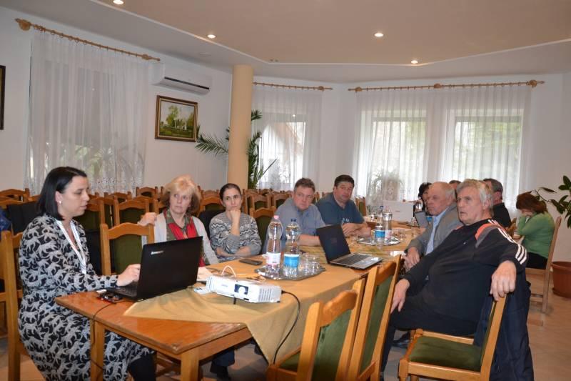 A Kisteleki Járási Hivatal beszámolója Balástyán